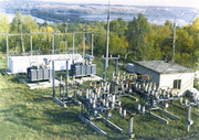 Комплектная трансформаторная подстанция  КТП 35/6(10) кВ